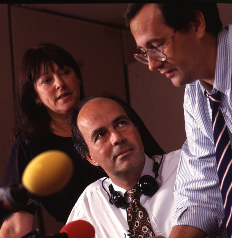 Sue Bonner, Nick Clarke and Kevin Marsh: 1994